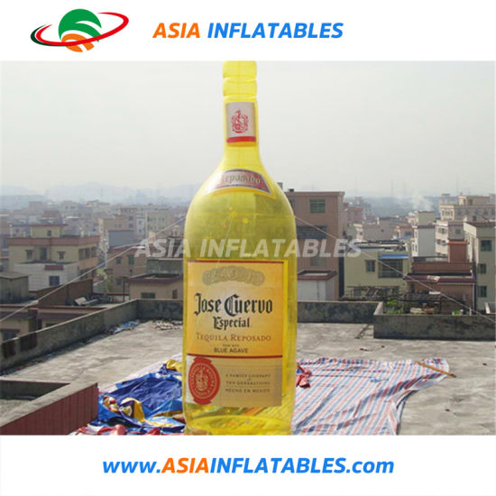 Inflatable Beer Bottle, Inflatable Bottle, Inflatable Wine Bottle pictures & photos