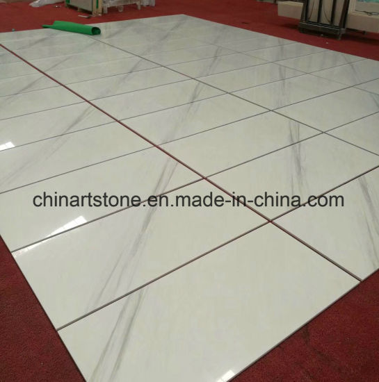 China Top Quality Ariston White Marble Tile for Your Villa