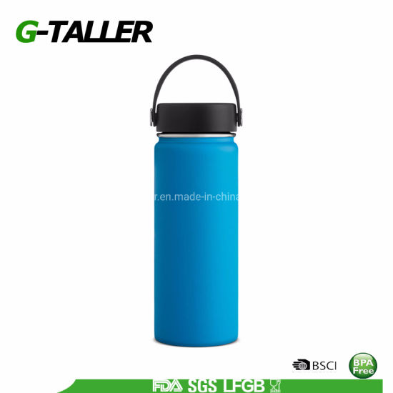 Double vacuum Stainless Steel 32 Oz Sports Travel Water Bottle