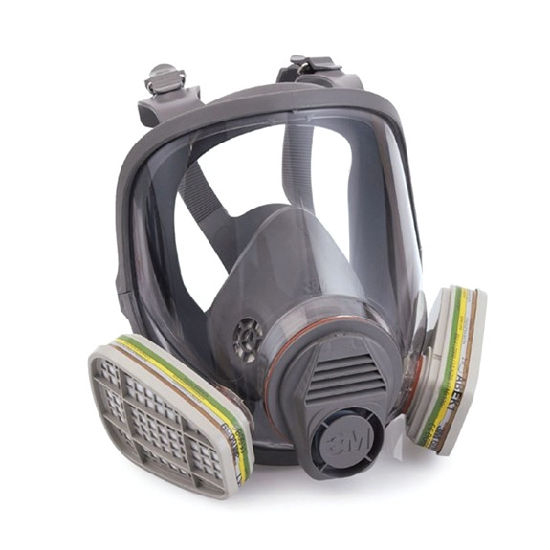Cartridage Mask 6800 Two With Gas Anti-gas Respirator Chemical