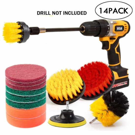 6PC Set Vacuum Cleaner Accessories Household Cleaning Kit Attachments Brush Part