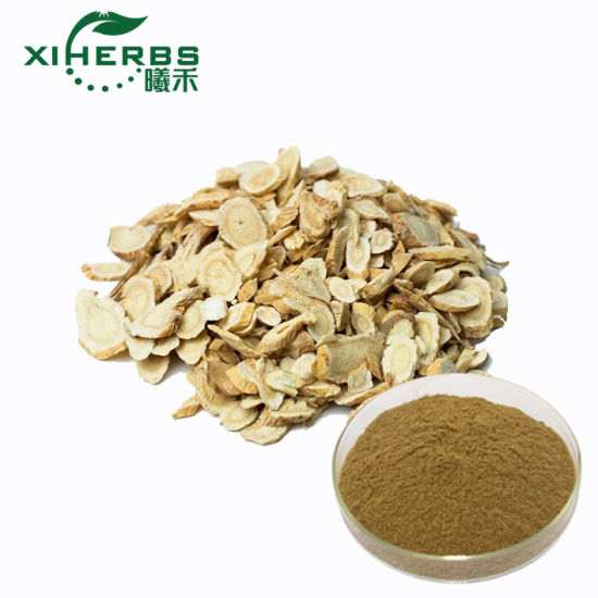 Natural Plant Extract Factory Supply Astragaloside IV 98% Astragalus Membranaceus Root Extract