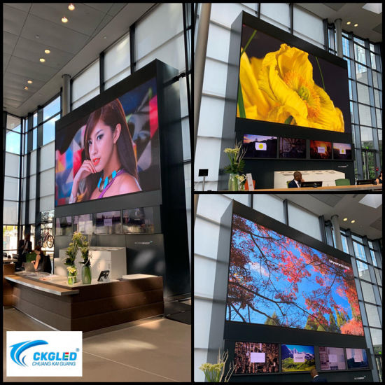 Indoor Fixed P3 SMD LED Display Screen for Advertising Display pictures & photos