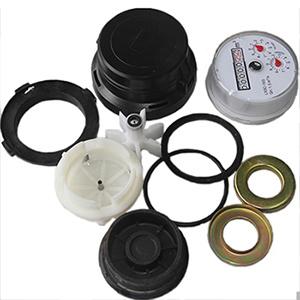 Water Meter Spare Parts Water Meter Insert Register