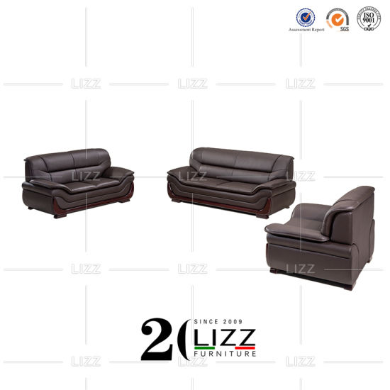 American Style Miami Leather Sofa Furniture for Living Room