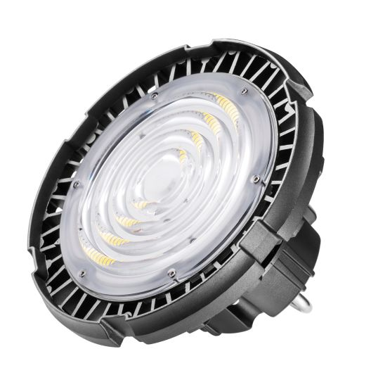 Factory Warehouse Mine Industrial Lighting Chain Suspended UFO LED High Bay Light