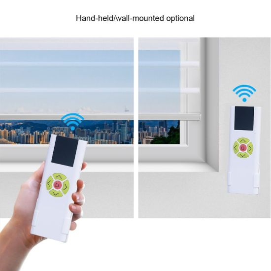 Wireless Remote Control by Mobile APP Roller Shutter Curtain Electric Door