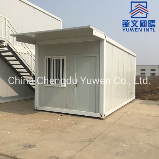 Fast Installing Comfortable Steel Structure Container House Prefabricated Home Mexico
