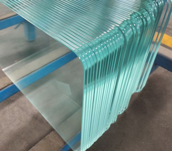 8mm D=800 Round Clear Lacquered Toughened Tempered Table Top Furniture Glass