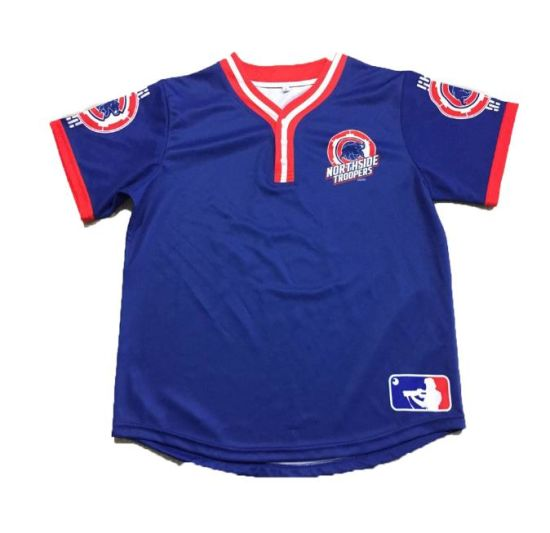 Hot Selling Cheap Custom 5XL Baseball Jersey Wholesale Sublimation Printed Blank Baseball Jerseys pictures & photos