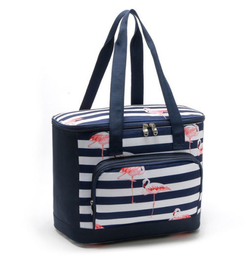 Promotional Full Printing Custom Insulated Picnic Lunch Bag