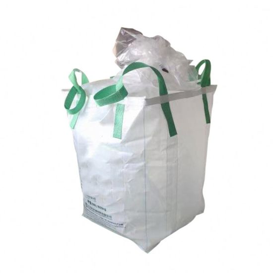 Egp 20FT Container Loading Flexi Bag PP Container Bag Cement Bags pictures & photos