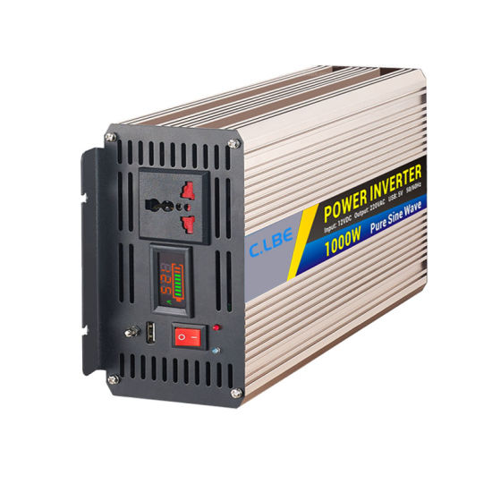 Clb1000A Pure Sine Wave Inverter Smart 1000W