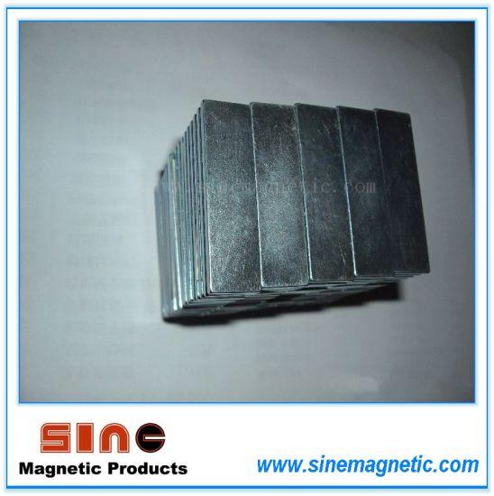 Rectangle /Block /Square Plate Neodymium Magnet (N35/ N40 / N38)
