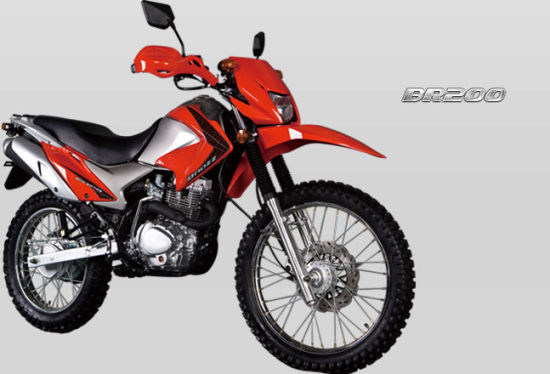 Bross Motorcycle Dirtbike 150cc/200cc (HD150GY 5)
