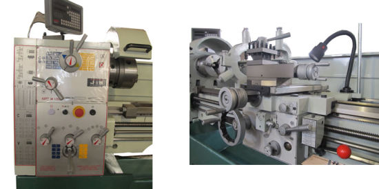 Conventional Horizontal Lathe (GH6241X) pictures & photos