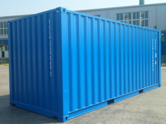 New Shipping Container One Way Shipment Free Use Container pictures & photos