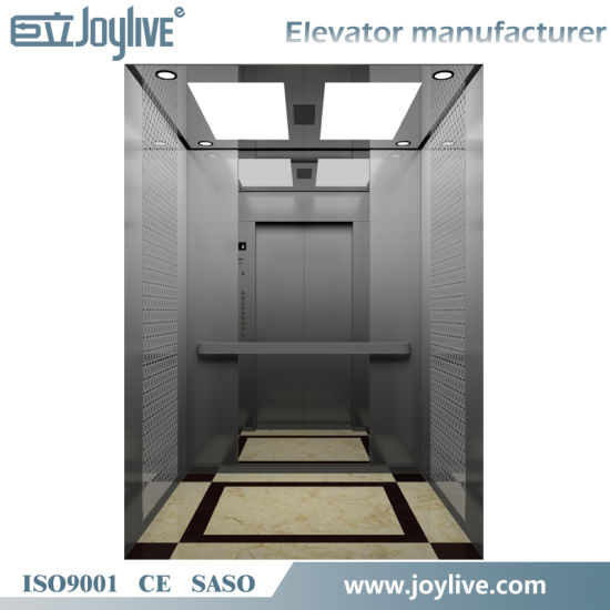 Stainless Steel Passenger Lift Elevator with High Quality for Sale pictures & photos