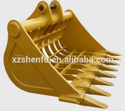 Sf Excavator Skeleton Bucket for Caterpillar Cat320d pictures & photos