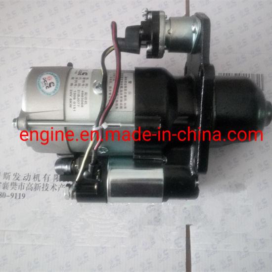 Cummins Isde Engine Starter 4983068 M93r3014se for Yutong Bus