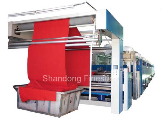Heat Setting Textile Finishing Machinery/ Textile Stenter Machine/Heat Setting Stenter