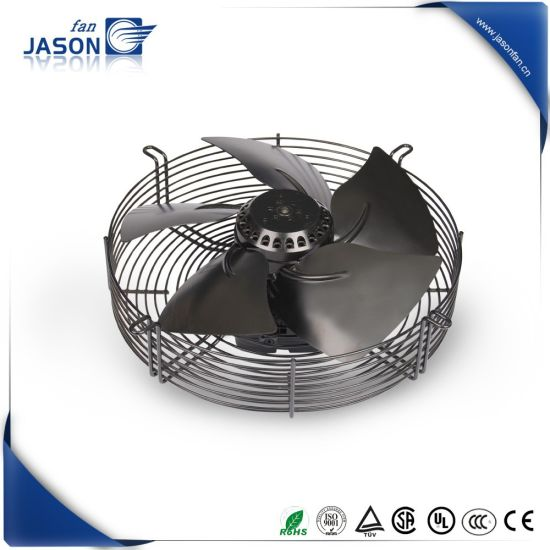 220V AC Axial Fan 350mm with Ce & UL for Residential Heat Pumps (FJ4E-350. FGV)
