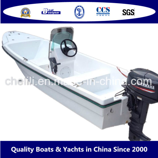 Bestyear 14FT Heavy Duty Panga Boat for Fishing and Sport pictures & photos