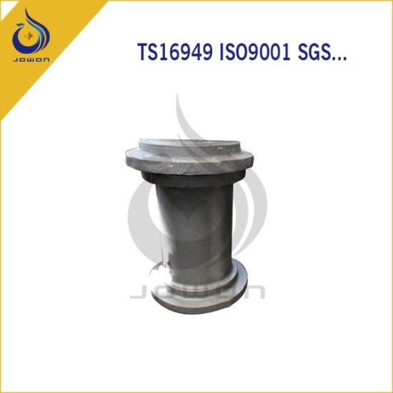 Sand Casting Heavy Pipe Iron Parts