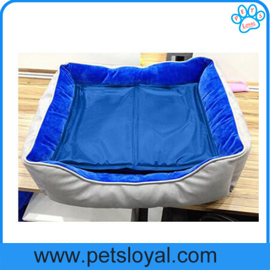 Summer Cool Pet Dog Gel Mat Bed pictures & photos