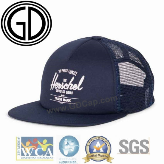 Great Fashion Sport Cap Team Color Foam Trucker Hats with Custom Printing pictures & photos