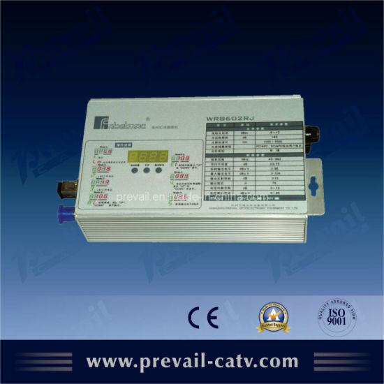 FTTB 2 Outputs Agc Optical Receiver