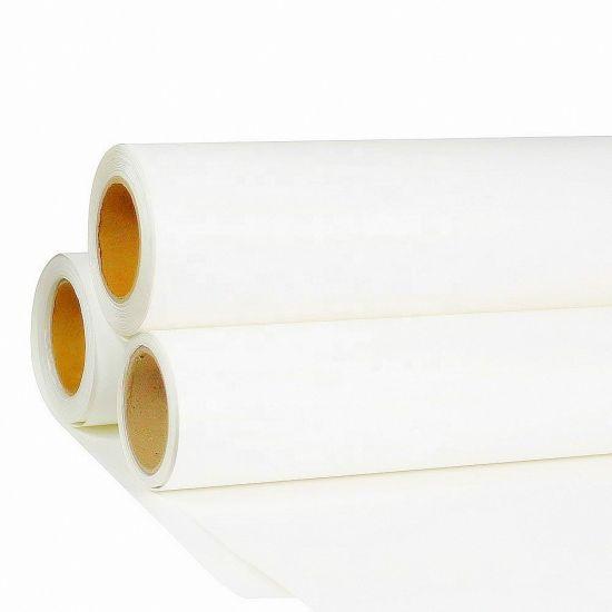 It is a photo of Printable Vinyl Paper in window vinyl