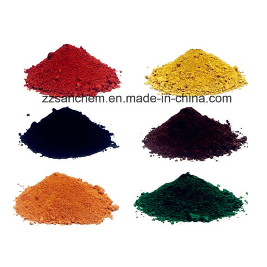 China 190 Iron Oxide Red for Color Cosmetics Food Coloring Agent ...