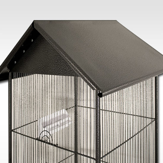 Metal Pet Cage/Chinese Professional Birdcage Manufacturer/Parrot Cage pictures & photos