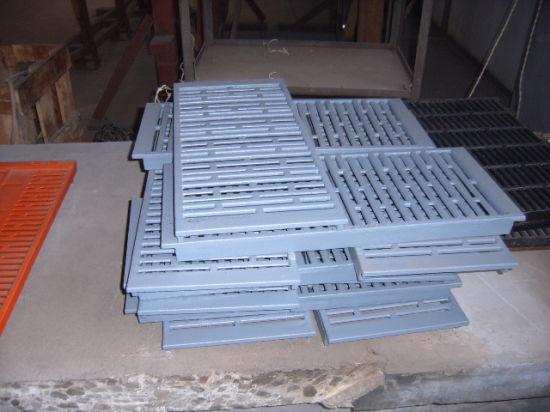 Pig Crate Floor/Sewer Cast Iron Floor/Sewer Crate Floor