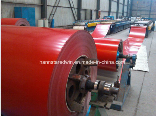 High Quality Color Coated Steel Coil (PPGI) pictures & photos