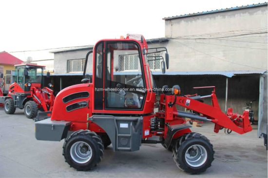 Best Offer Top Quality Zl910 Europe Design Mini Wheel Loader pictures & photos