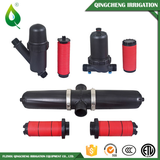 Garden Watering Drip Irrigation System PP Screen Filter pictures & photos