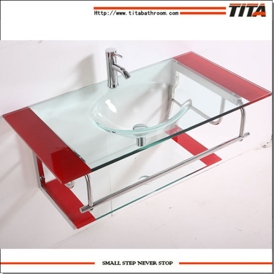 Bathroom Sinks Hand Wash Basin Glass, Glass Sinks Bathroom