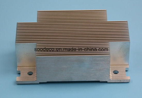 Aluminum Profile Heat Sink Made by Extruding pictures & photos