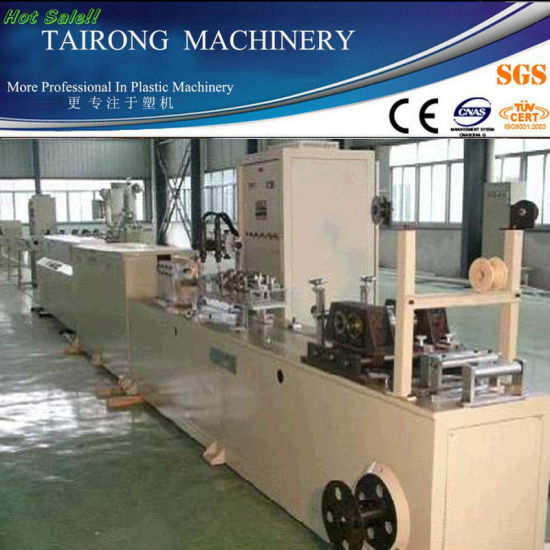 PPR/PE Aluminum Plastic Composite Pipe Production/ Extrusion Line (TAIRONG) pictures & photos