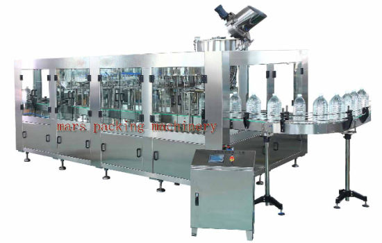 5L Mineral Water Bottle Monoblock Filling Machines (CGF9-9-4)