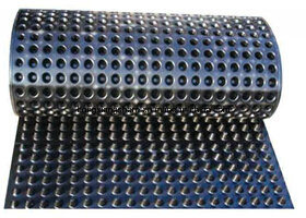 HDPE Dimple Drainage Sheet Back 1.5cm Thickness pictures & photos
