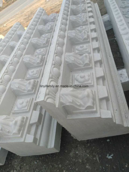 Exteror Carved Decorative EPS Crwon Moulding pictures & photos
