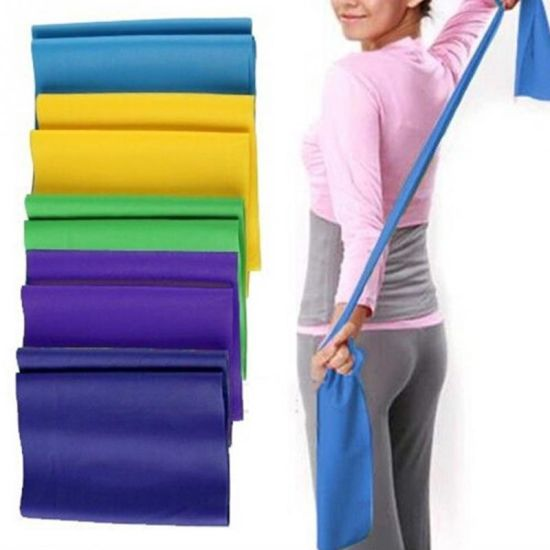 Yoga Stretch Band with Printing Logo pictures & photos