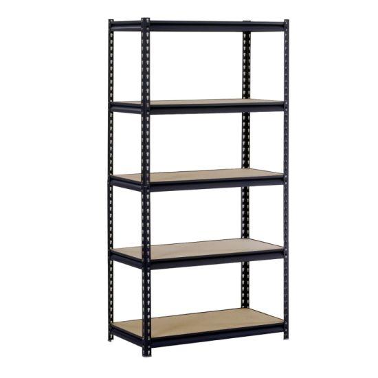 Light Duty Metal Rack For Office Use, Steel Shelves, Garage Racks