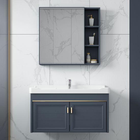 China Joinin Modern Design Aluminum, Modern Bathroom Cabinets With Sink