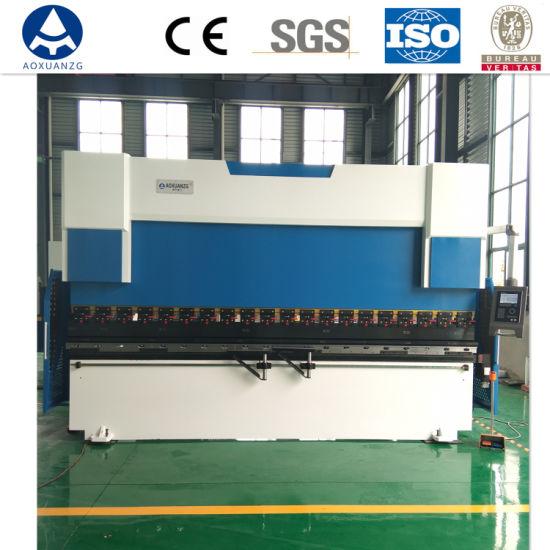 Best Sale Da52s CNC Hydraulic Press Brake 3+1 Axis Bending Machine