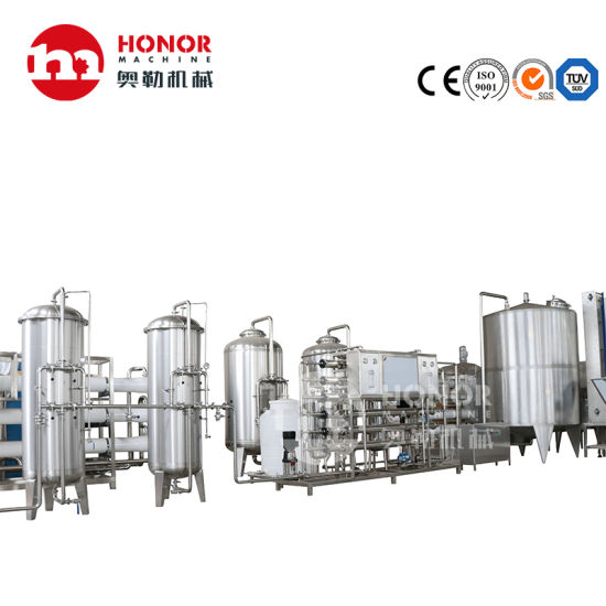 High and Simple Operation of Pure Drinking Water Filtration Treatment Device