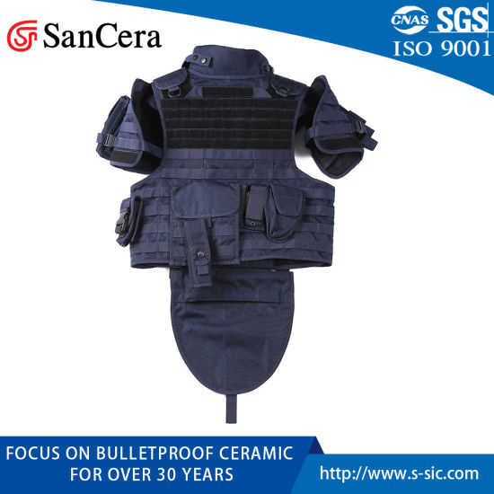 1/6lightweight Molle Tactical Military Bulletproof Vest